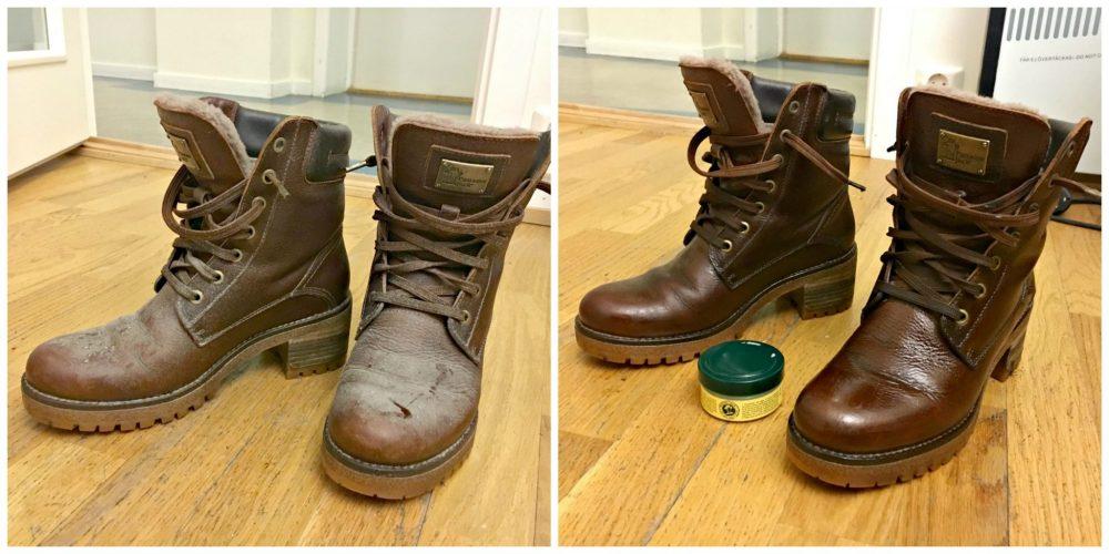 Panama Jack shoe wax