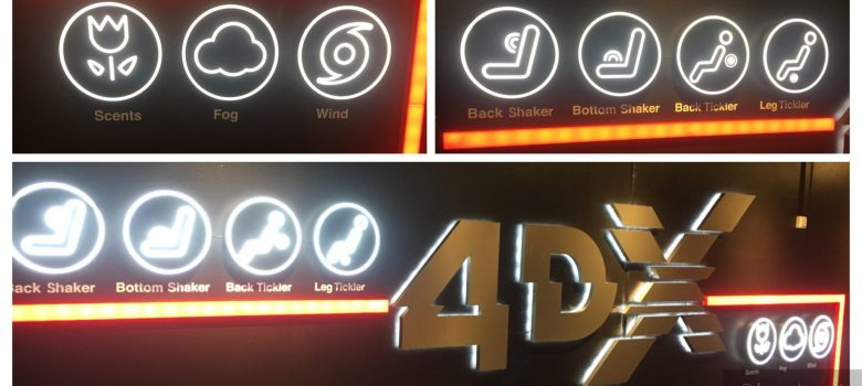 4dx - en helt rå opplevelse