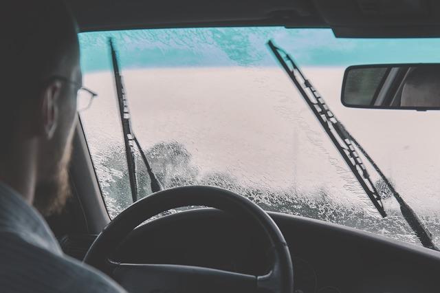 Frontruten - min akilleshæl når bilen skal vaskes