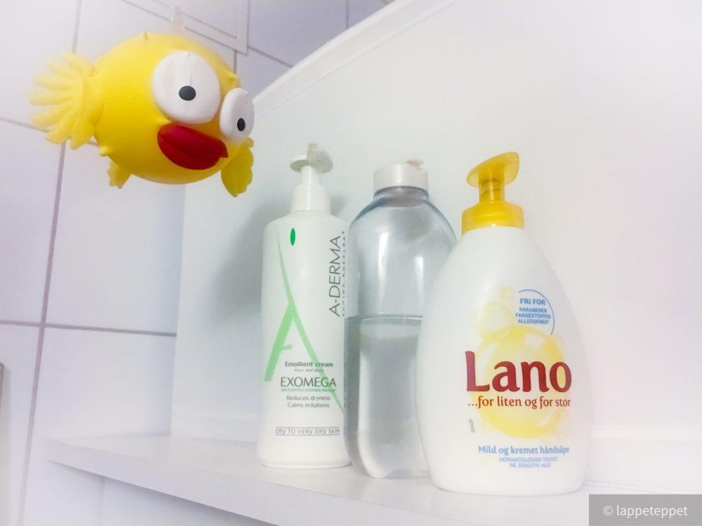 Avansert hudpleie for voksen hud