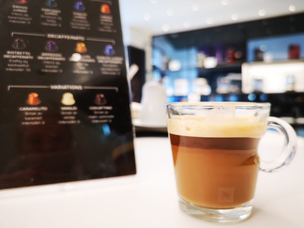 lappeteppet. nespresso