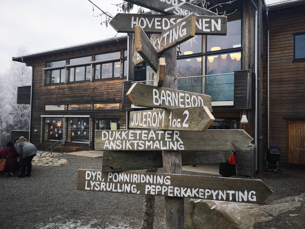 lappeteppet-julemarked-lørenskog-steinerskolen-skilt