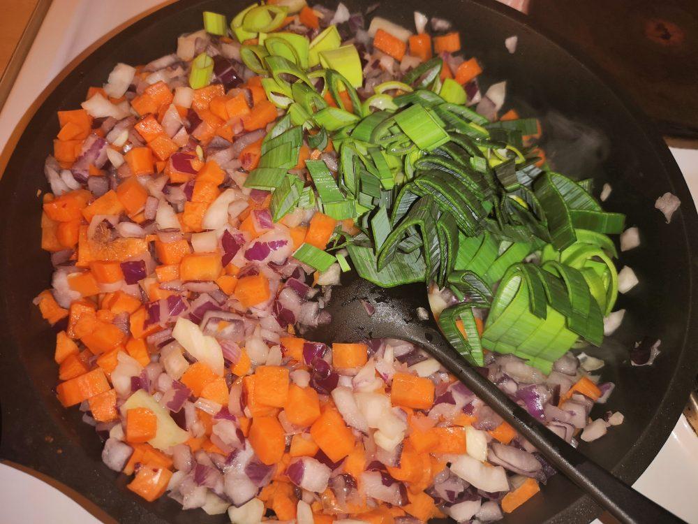 2019-02-18 20.15.38-lappeteppet-grønnsaker-steke-ta vare på- før frysing