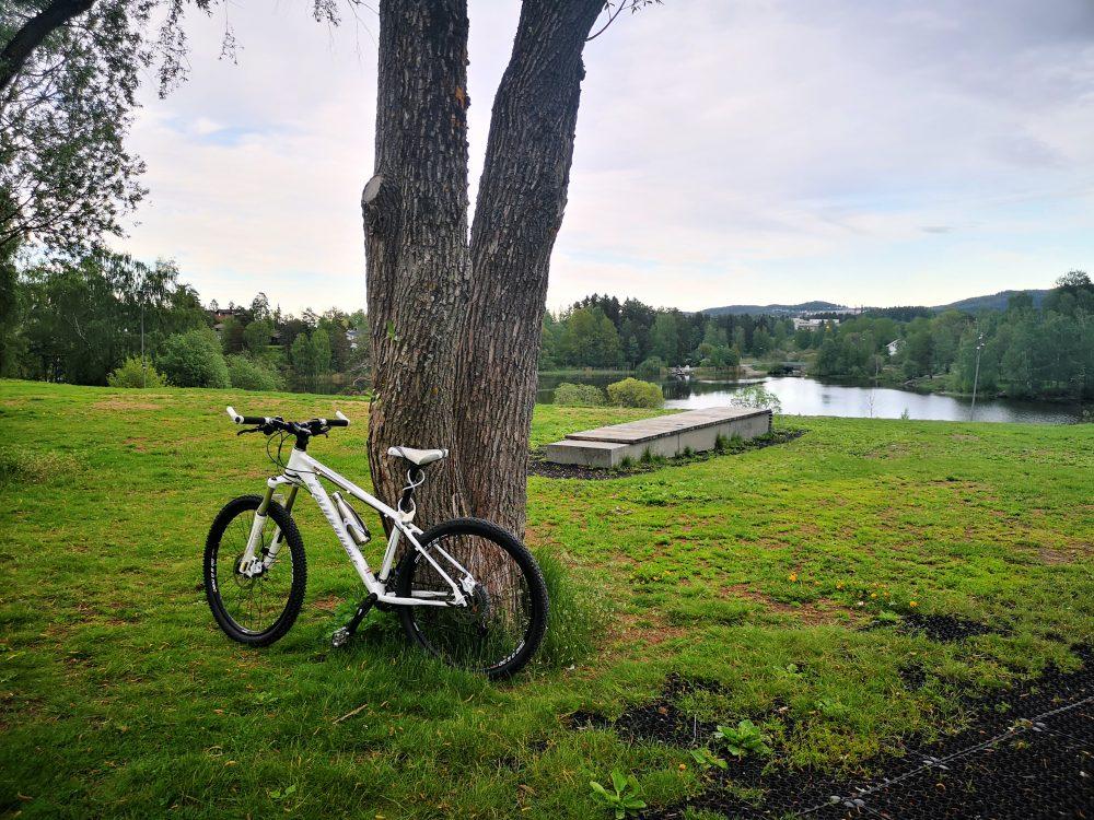 2019-05-26 20.14.44-lappeteppet-sykkel-vann-lørenskog-sykkeltur