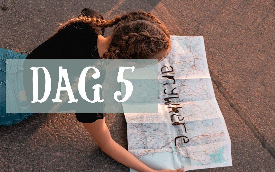 Oppdagelsesreise: Dag 5