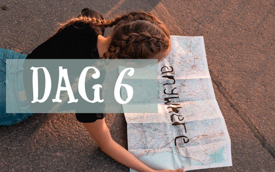 Oppdagelsesreise: Dag 6